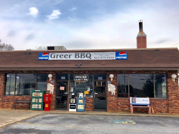 Greer BBQ is closing its doors after 18 years.