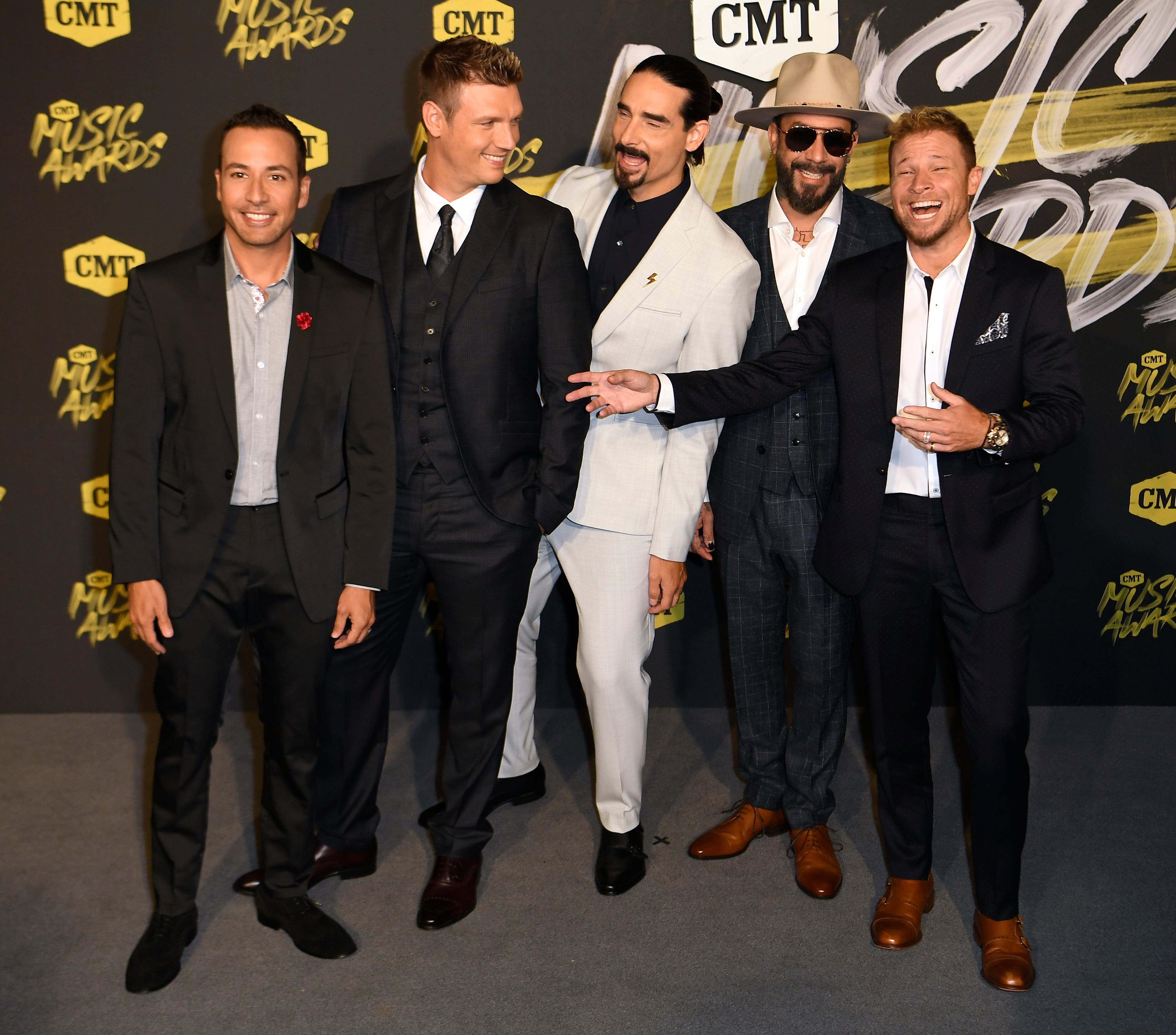 One of the backstreet boys calls it quits naked (63 pictures)