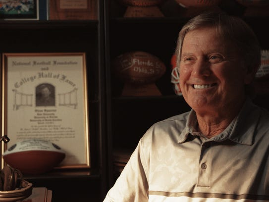 Steve Spurrier shares his secrets to being a coach