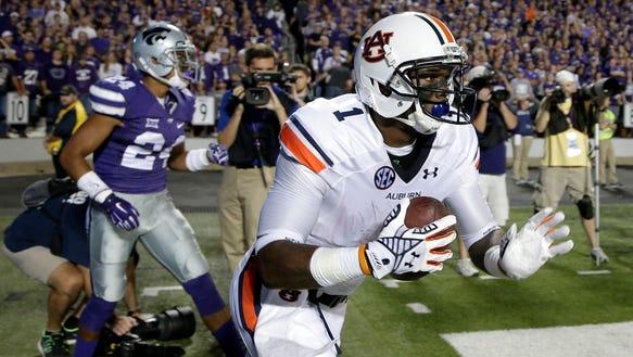 D'haquille Williams Auburn AP