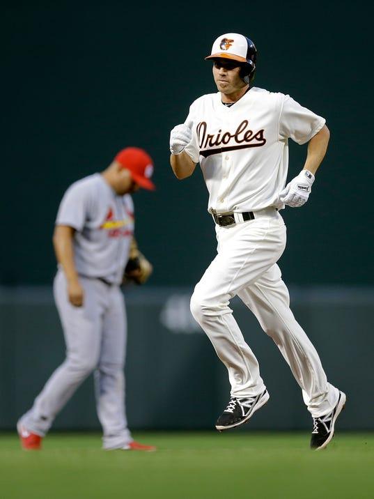 Cardinals Orioles Baseball