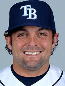 Michael McKenry, Tampa Bay Rays