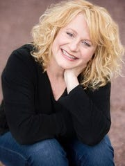 Missy Grynkiewicz, a stand-up comedian from Middletown,