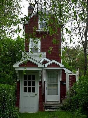 The Skinny House, at 175 Grand St., in Mamaroneck, is on a short list of properties to be recommended for addition to the prestigious State and National Register of Historic Places.
