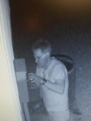 Do you know this person? If so, call Baxter County Sheriff's Office at 425-4700.