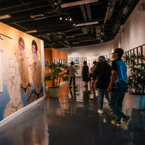 French artist Paul Jacoulet exhibit opens at the Guam Museum