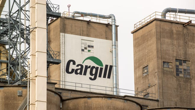 Cargill, which has two locations in Topeka, has been named a founding partner of Plug and Play's Topeka-based startup accelerator program. The Cargill location pictured here is at 1845 N.W. Gordon St.