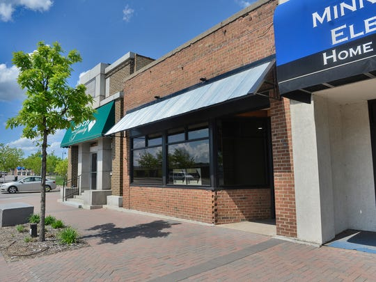 The soon-to-open Godzala/Brenny realty office is situated between the former Turch Jewelry & Gift Shop and Minnesota Electronics at 22 Benton Drive N in Sauk Rapids.