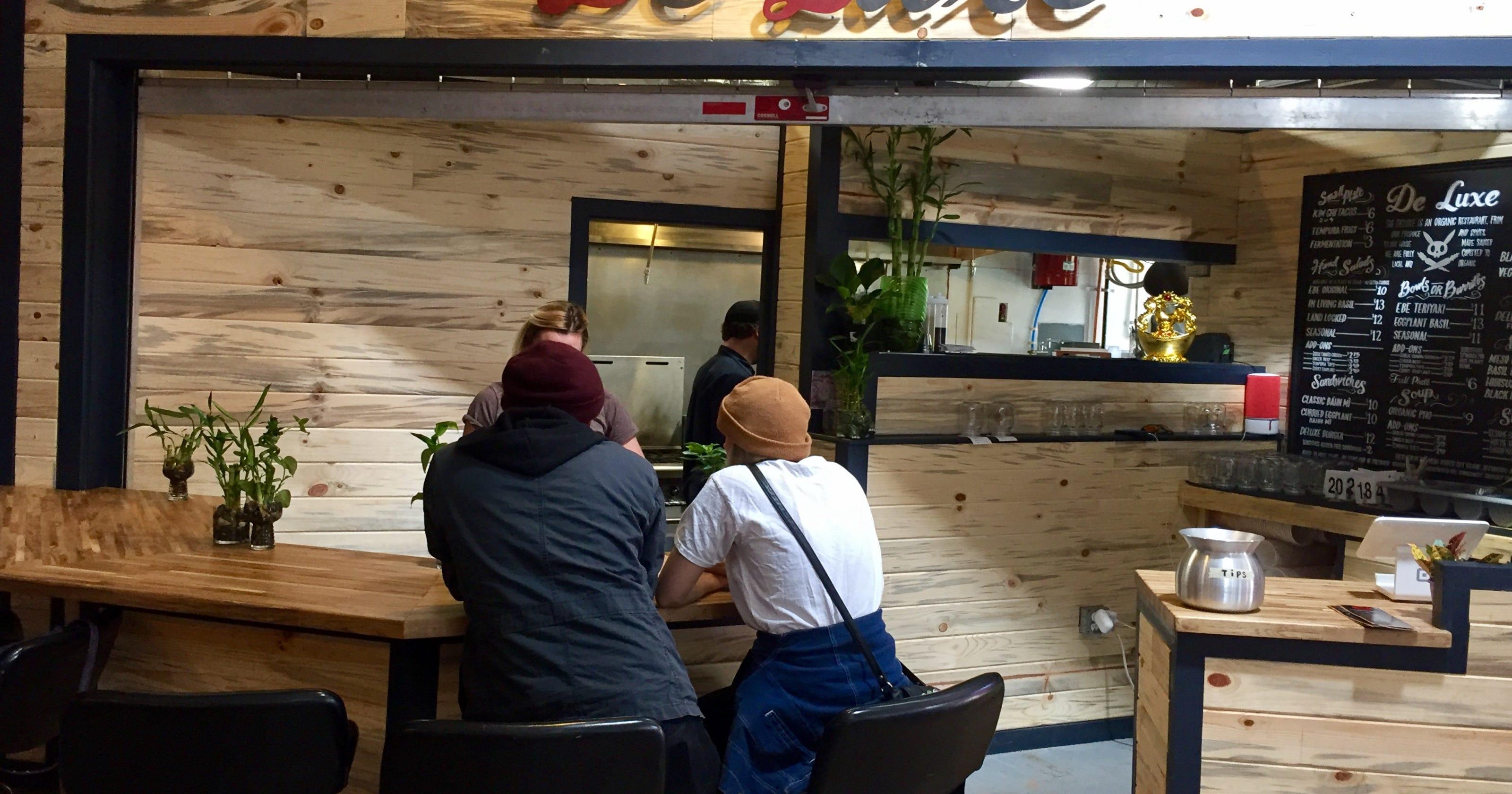 2 restaurants open in West Street Market, another on way