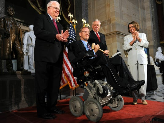 AFP US-CONGRESS-ADA A GOV USA DC