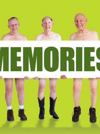 Some Sun City retirees are posing for calendars, all for a good cause.