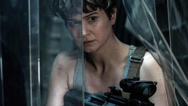 """Back to the egg: Will Katherine Waterston be a match for Sigourney Weaver in """"Alien: Covenant""""?"""
