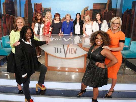 The View gang