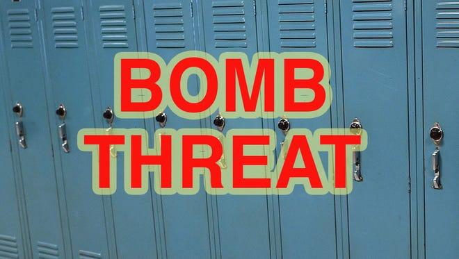 School bomb threat