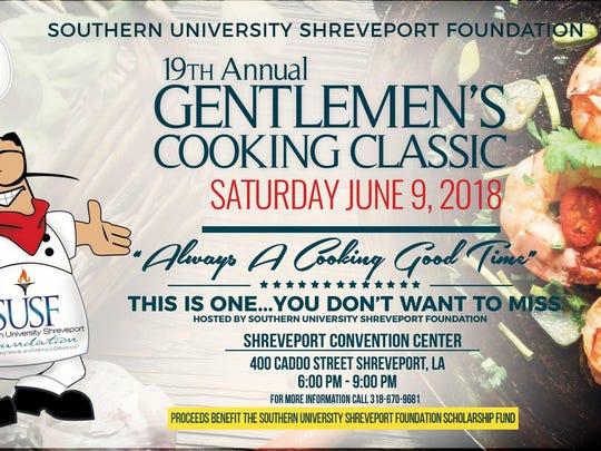 Gentleman's Cooking Classic
