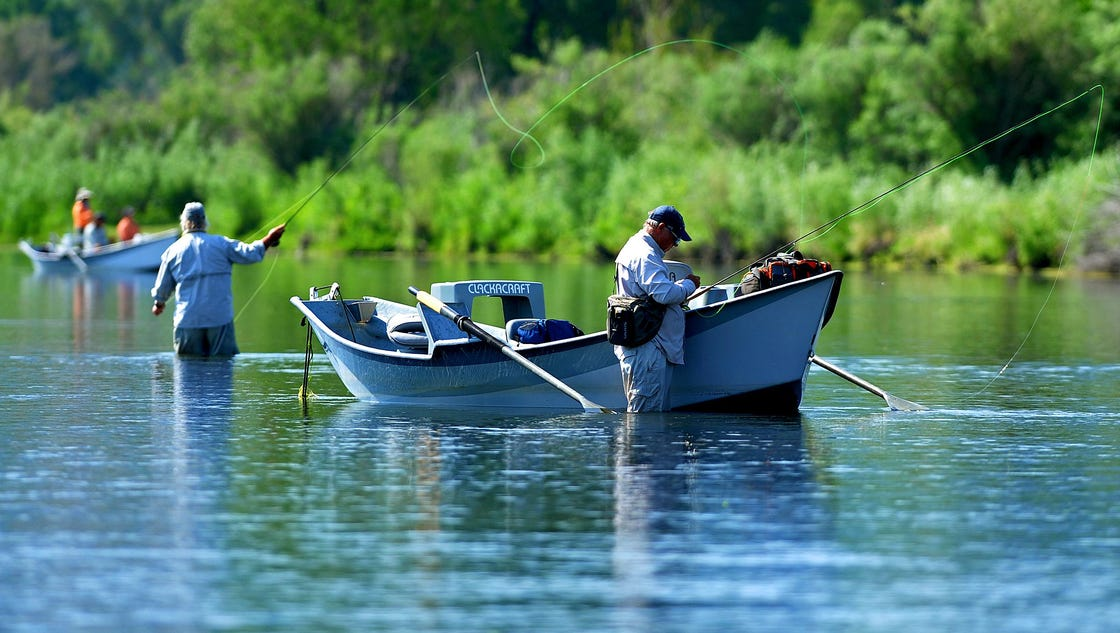 Fishing report for the week of june 13 2016 for Usa fishing report