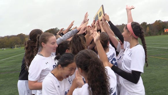 Haldane defeats Pawling 2-0 to claim the Class C section