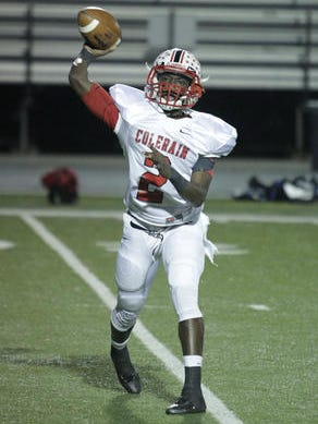 Colerain junior Deshaunte Jones added offers from West Virginia and Air Force today.