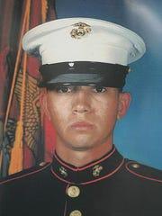 Marine Sgt. Fernando Padilla-Ramirez