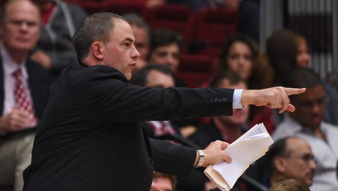 Former Stanford assistant coach Mike Schrage will be joining Butler's staff.