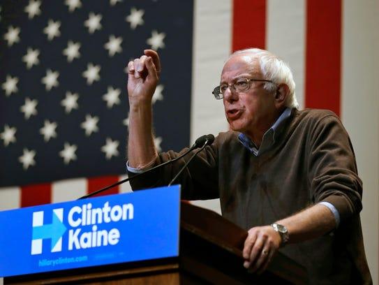 Bernie Sanders estará el martes en Flagstaff y Tucson