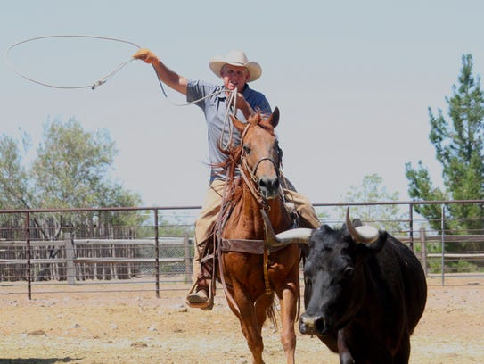 The cowboy lifestyle will be celebrated during the