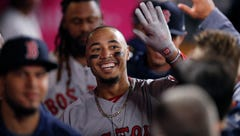 The Mookie Betts story, starring Nashville and strong parents