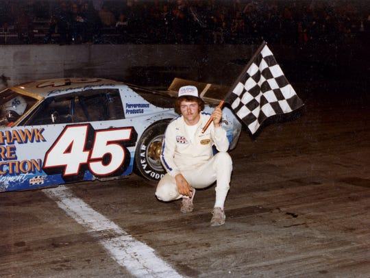 Rich Bickle was a dominant short track racer in Wisconsin