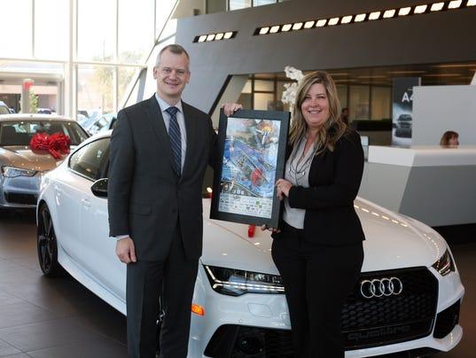Audi Stuart Infiniti Stuart Thanked By Stuart Air Show