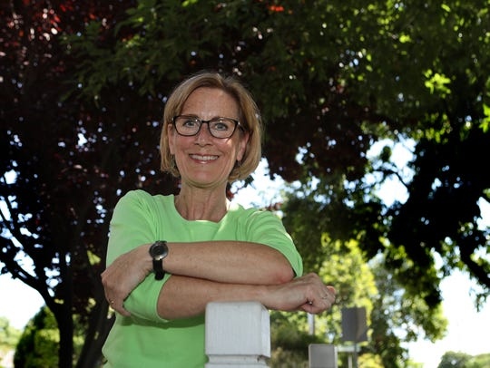Terri Moravec has been actively involved with neighborhood watch for years. Moravec is also a block captain in her Wildwood Park neighborhood in downtown Redding. At the March 19, 2019, City Council meeting, Moravec voiced her support for plans to put a 1-cent sales tax hike on the ballot in Redding.