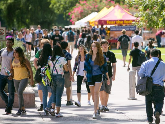 arizona university free speech