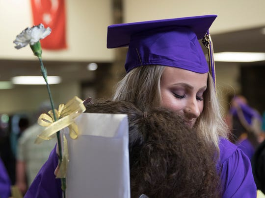 Unioto held its graduation ceremony on Sunday, May 27, 2018, at Unioto High School in Chillicothe, Ohio.