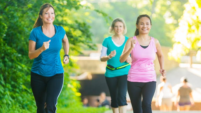 It is recommended to begin to run with an easy to moderate pace (able to carry a conversation).  Once a structured program has been completed, do not progress running volume more than 10% per week.