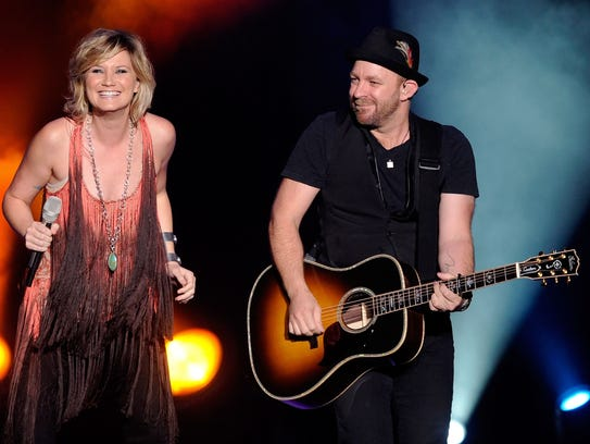 "Sugarland issued its ""The Incredible Machine"" album"