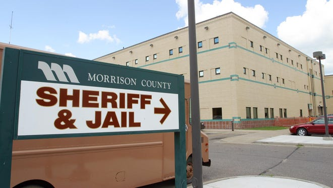 The Morrison County Jail is in Little Falls.
