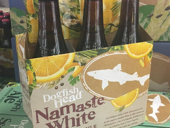 Dogfish Head Craft Brewery got into a dispute with