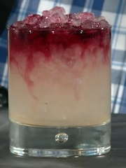 "The ""Creepy Nights"" cocktail prepared by Matt Doerr."