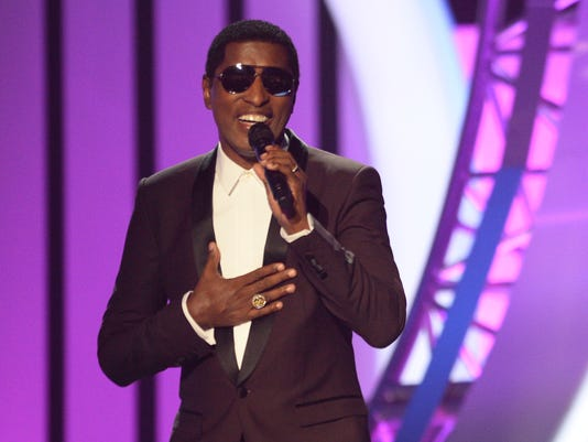 "L.A. Reid and Kenny ""Babyface"" Edmonds"