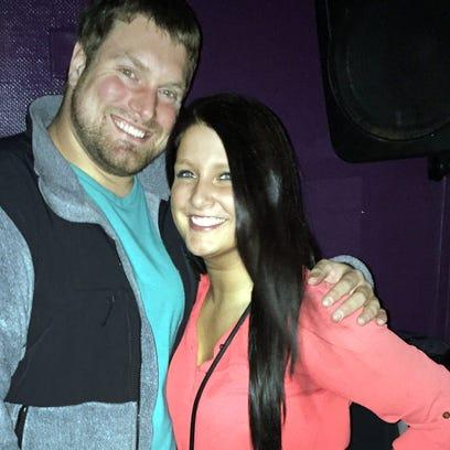 Hannah Wilson and Matt Molewyk.