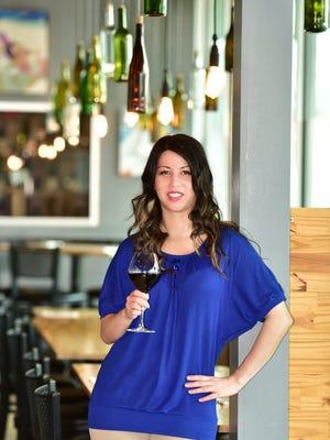 Aimée Wilson, owner of Pot Roast & Pinot.