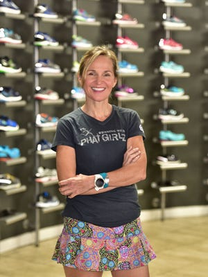 Cherie Epstein, owner of Running Wild