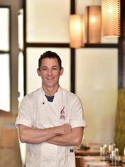 Chef Alex McPhail, Restaurant Iron.