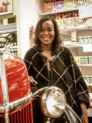 FoodLab Detroit Executive Director Devita Davison.