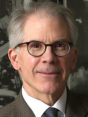 Retired Editorial Page Editor Michael Douglas.