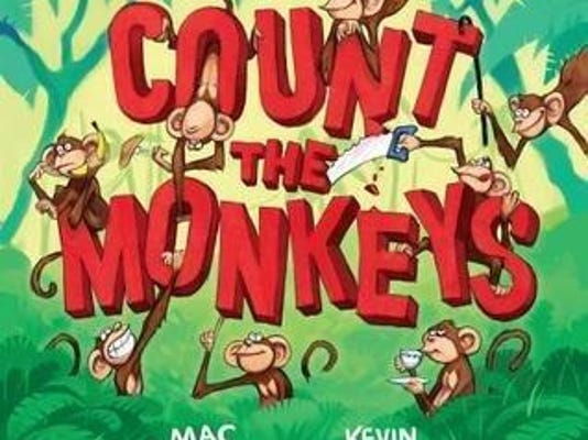 Count the Monkeys cover