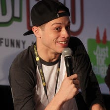 Pete Davidson is the newest addition to 'SNL.'