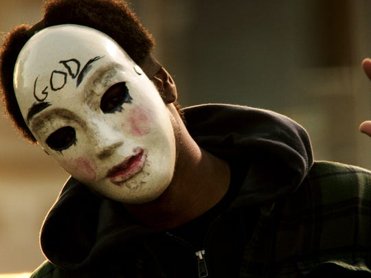 """A scene from """"The Purge: Anarchy."""""""