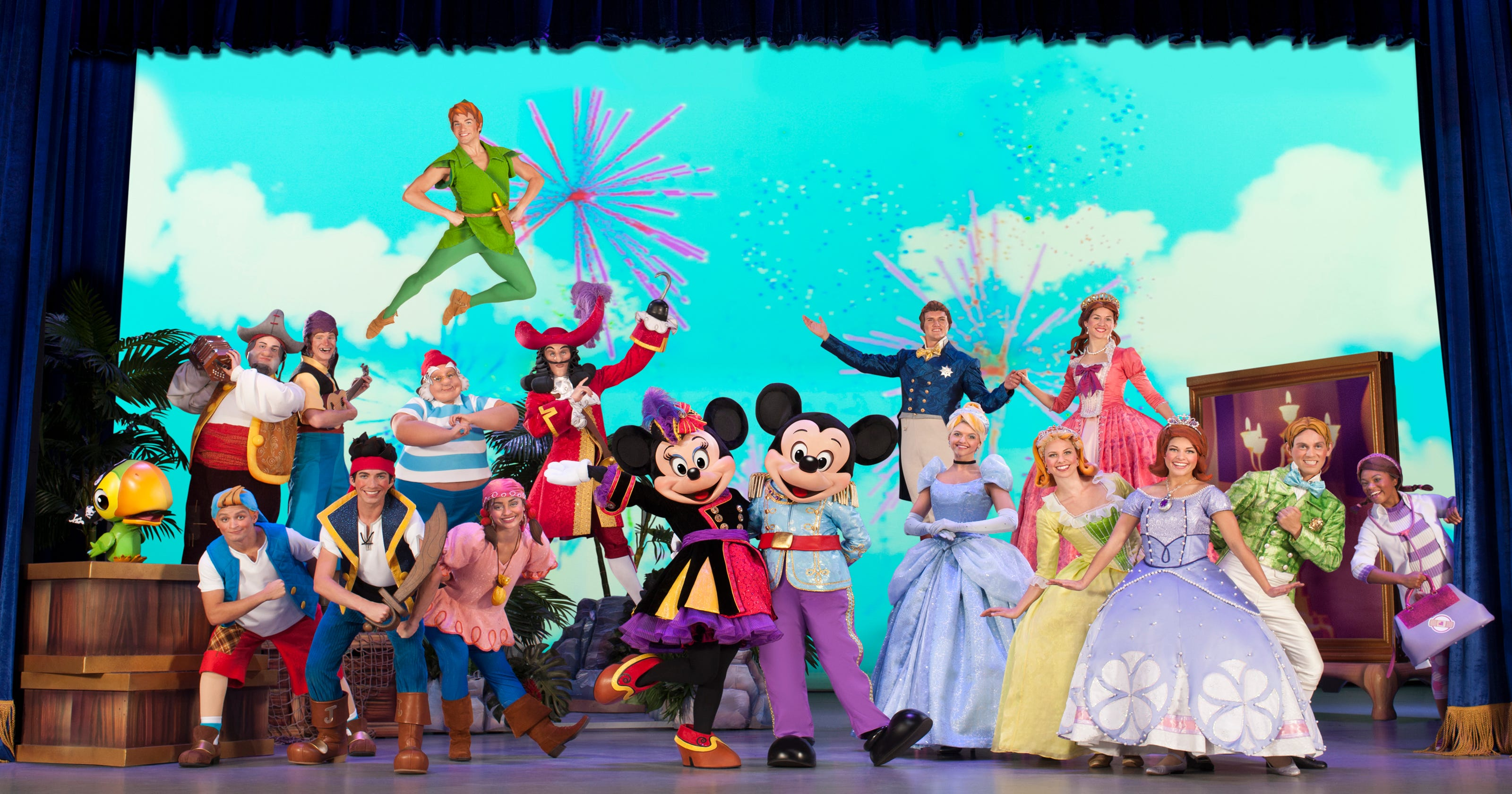 Autism Friendly Performance Of Disneys >> Disney Junior Live Offers Kids Autism Friendly Show