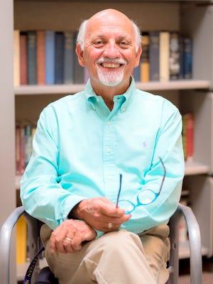 Western New Mexico University history professor Bruce Wilson