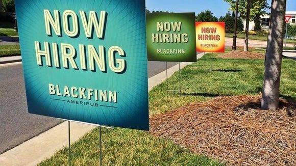 Blackfinn Ameripub plans to open its first Montgomery location soon.